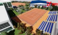 Büyükşehir Tenis Dünyasını İnşa Ediyor