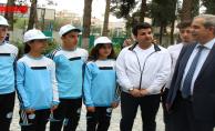 Demirkol, Folklor Takımını Adıyaman'daki Şampiyonaya Uğurladı
