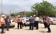 Dicle Elektrik İSG Uzmanları ve Yetkilileri Sahada…