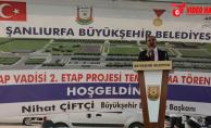 GAP Vadisi Projesi 2. Etabın Temeli Atıldı