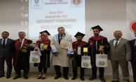 Harran Üniversitesi Veteriner Fakültesi çok sayıda mezun verdi