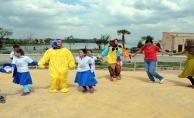 HRÜ'de Geleneksel Çocuk Oyunları Şenliği