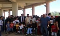 KYK Şanlıurfa İl Müdürlüğü Engellileri Ağırladı