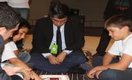 Okullar arası mangala turnuvası yapıldı