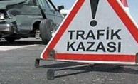 Şanlıurfa- Birecik yolunda kaza, 1 ölü, 3 yaralı