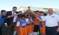 Suriyeli Gençler Kıyasıya Yarıştı