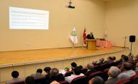 Üniversitede, İnovatif Akademiye konferans düzenlendi