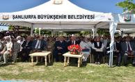 Vali Tuna, 15. Uluslararası Eyüp Nebi Sabır Etkinliklerine Katıldı