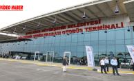 Viranşehir Şehirler Arası Otobüs Terminali Açıldı