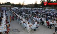 Büyükşehir Bu Kez Kardeşlik Sofrasını Harran'da Açtı