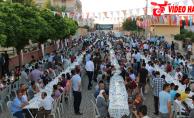 Büyükşehir'in İftar Daveti Ceylanpınar İle Devam Etti