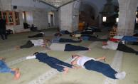Urfa'da cami palas dönemi başladı