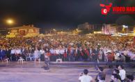 15 Temmuz darbe girişiminin 1. Yıl dönümünde binler buluştu
