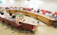 Pasaj Esnafları Temsilcileri, Başkan Demirkol İle İstişare Toplantısı Gerçekleştirdi