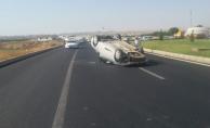 Urfa'da kaza 3 yaralı