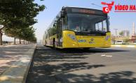 Büyükşehir'den 65 Adet Yeni Otobüs Daha