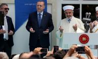 Erdoğan, En Kısa Sürede Tamamlanacak