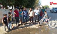 Eyyübiye'de Bir Yıldır Pis Suya Çare Bulunmadı