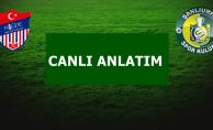 Niğde Belediyespor-Şanlıurfaspor
