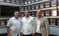 Şehit Mustafa Direkli'nin Babasın'dan Başkan Yavuz'a Ziyaret
