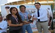 Urfa'da Plaj Voleybol Heyecanı