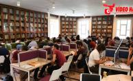 Büyükşehir Belediyesinin Kütüphanelerine Yoğun İlgi