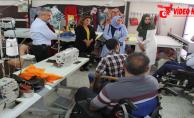 Engellilerden Meslek Edin Hayata Katıl Projesi