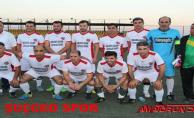 SUÇGAD Ceylanpınar Şahin Süt Spora 2-0 mağlup oldu.