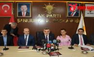 Urfa'da AK Parti İlçe Kongresine Gidiyor
