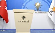 AK Parti'de 4 İl Başkanı Değişti
