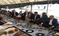 AK Parti Milletvekilleri Tekdağ Ailesine Taziye Ziyaretinde Bulundu