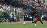 Karaköprü Cizre'ye 1-0 yenildi