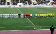 Kırklarelispor 0-0 Şanlıurfaspor
