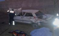 Şanlıurfa'da Kaza, 1 Ölü, 4 Yaralı