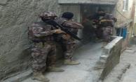 Urfa'da eş zamanlı operasyon, 17 gözaltı