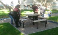 Urfa'da Polis Okul Huzurunu Sağlıyor