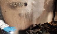 Urfa'da yangın, 1 ölü