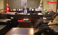 Başkan Demirkol'a Çölyak Derneğinden Teşekkür Ziyareti