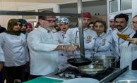 İtalyan Aşçı Chef Geovani'den Hrü Öğrencilerine Öğütler
