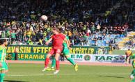 Şanlıurfaspor 2-1 Bugsaşspor