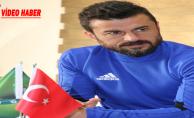 """Tandoğan, """"Hakemler bizi aşağıya çekti"""""""