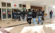 Urfa'da Eş Zamanlı Uyuşturucu Operasyonu