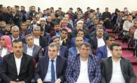 Urfa'da İki ilçede Kongre heyecanı yaşandı