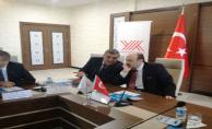 YÖK Başkanı Saraç, Harran Üniversitesi Çalıştayına Katıldı