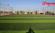 Eyyübiye Belediyesi Spor Kompleksi Açılışlarına Hazırlanıyor