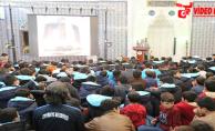 Eyyübiye Belediyesinden Gençlere 'Peygamber Sevgisi' Eğitimi