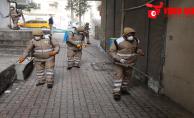Haliliye Belediyesi Kışlak Mücadelesi Başlattı