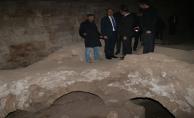 Harran'da hamam bulundu