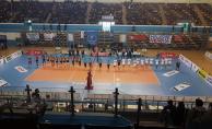 İlk maçı Halkbank aldı