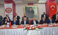 Ulaştırma ve Haberleşme Bakanı Aslan Şanlıurfa'da